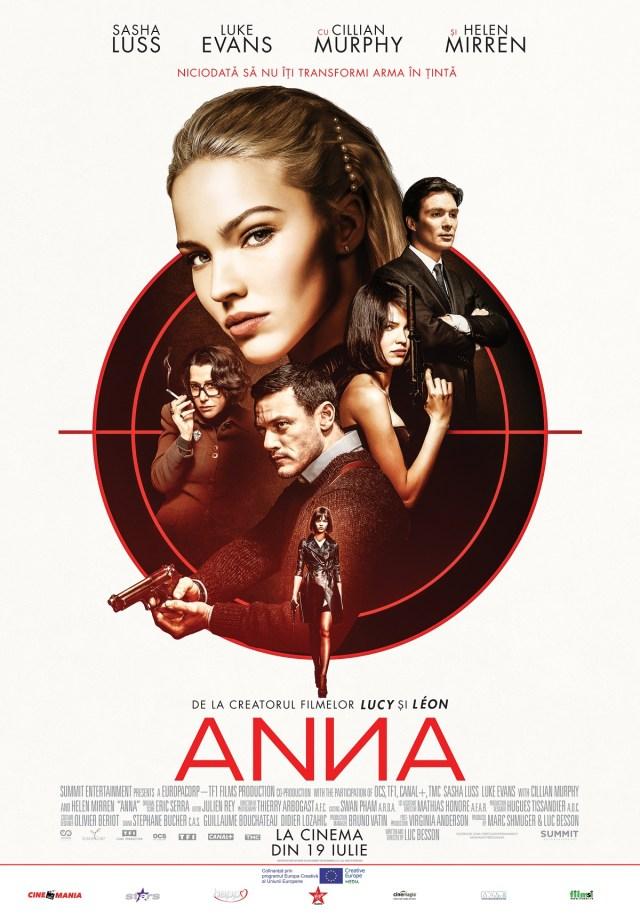 Cătălina Popa despre Anna