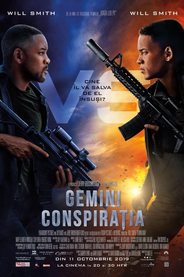 Gemini: Conspiratia – Gemini Man