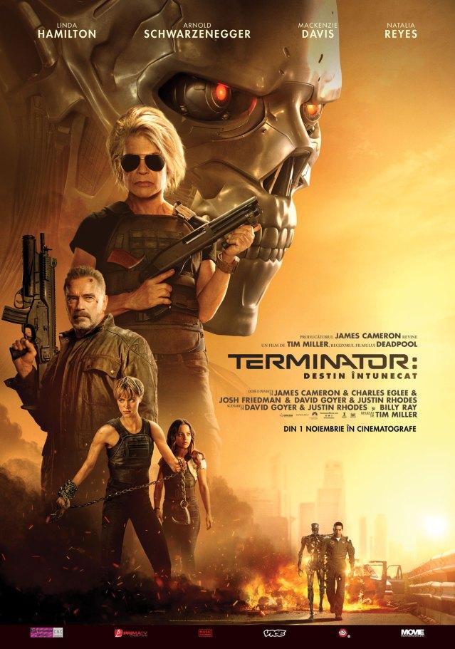 Terminator: Destin Intunecat – Terminator: Dark Fate