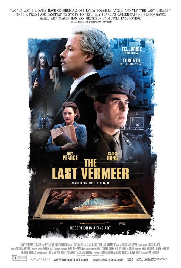 Victoria Baltag despre The Last Vermeer – American Independent Film Festival 2020