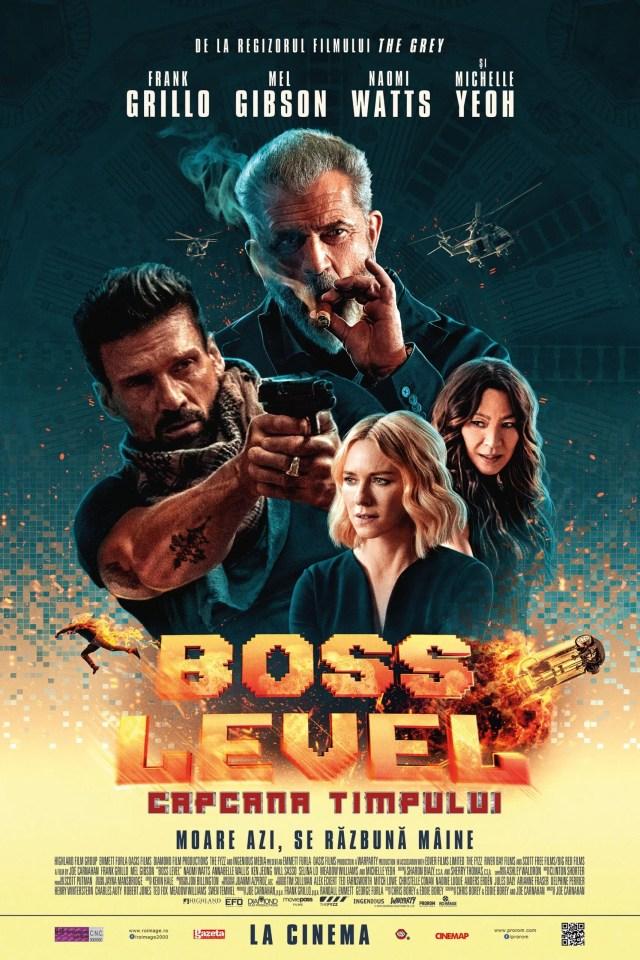 Boss level: Capcana timpului