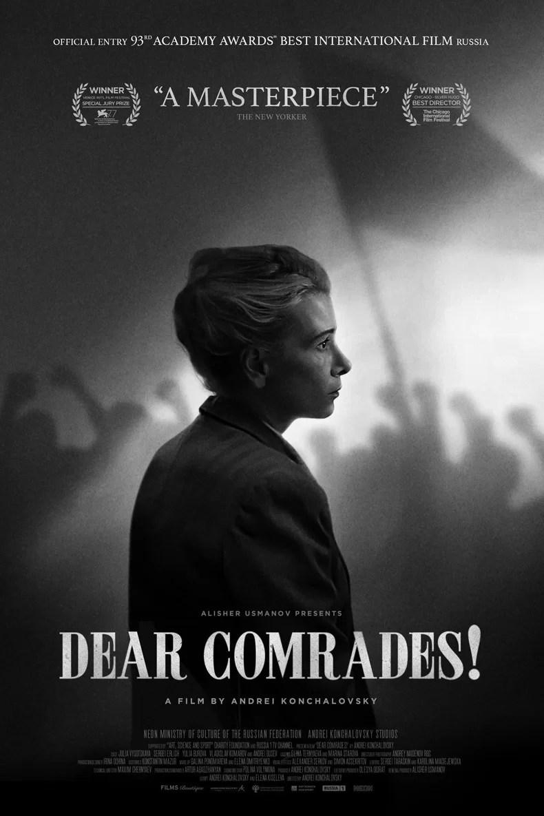 Dragi tovarasi (Dear comrades) - TIFF 2021 poster