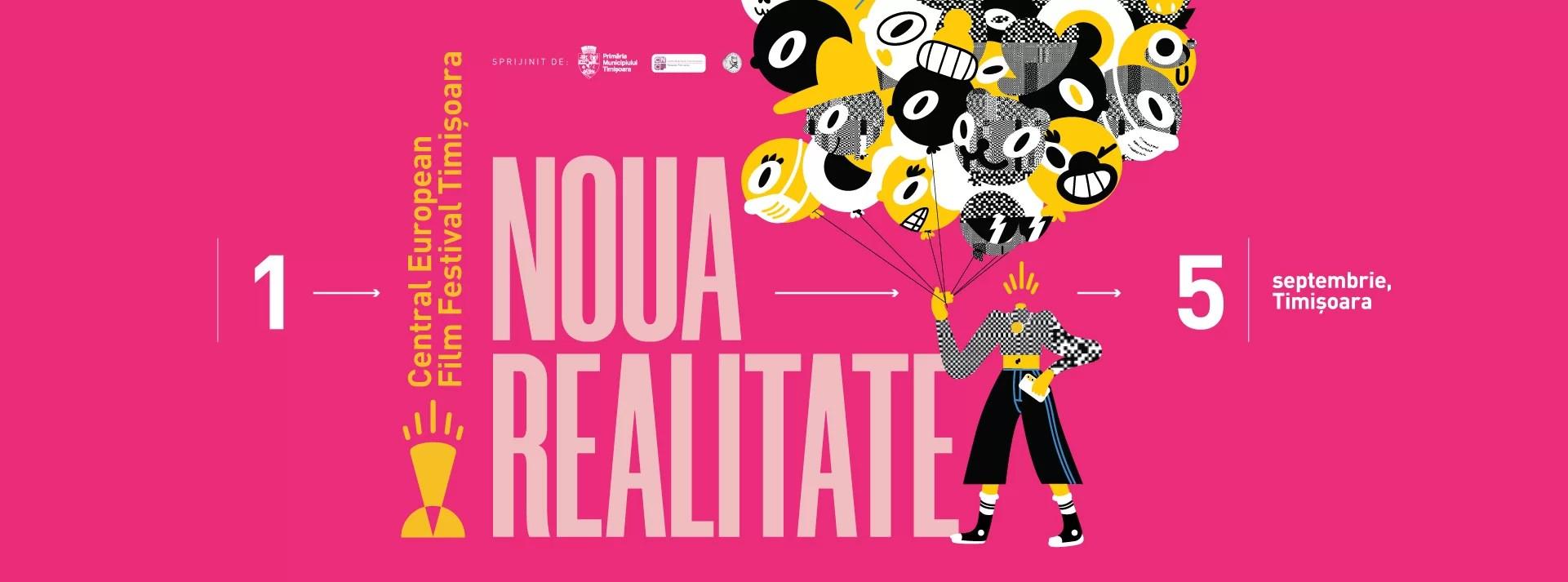 Program Central European Film Festival Timisoara 2021 - 1-5 septembrie 2021
