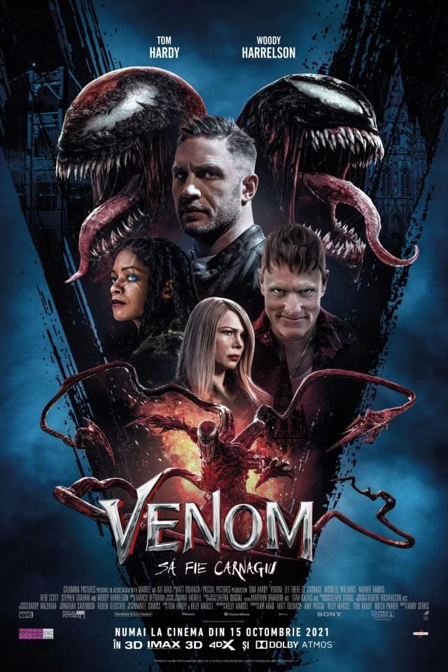 Venom: Sa fie carnagiu – Venom: Let There Be Carnage
