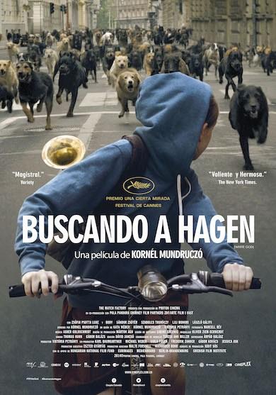 BUSCANDO A HAGEN