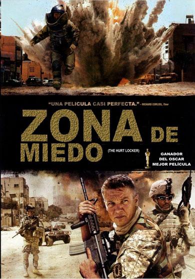 ZONA DE MIEDO