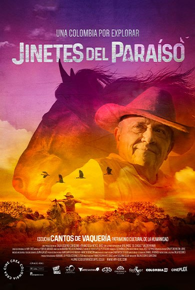 JINETES DEL PARAÍSO