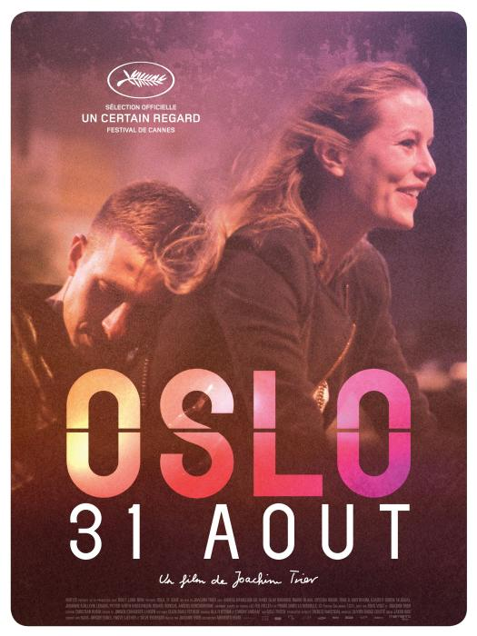 OSLO, AUGUST 31ST, (aka OSLO, 31. AUGUST, aka OSLO AUGUST 31 AOUT), French poster art, Anders Danielsen Lie (left), 2011. ©Soda Pictures