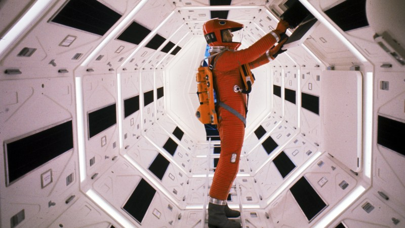 2001 Uma Odisseia no Espaço