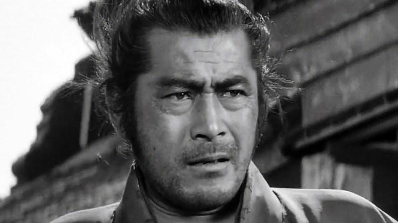 Toshiro Mifune Yojimbo