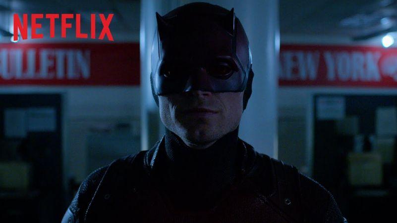 Bullseye Daredevil Netflix