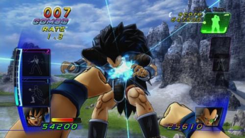 Portada Screenshots Y Trailer De Dragon Ball Z For Kinect