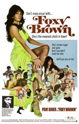 Risultati immagini per Foxy Brown locandina