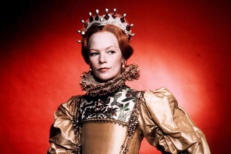 queen elizabeth glenda jackson