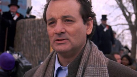 bill murray groundhogs
