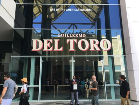 Del Toro Exhibit Entrance