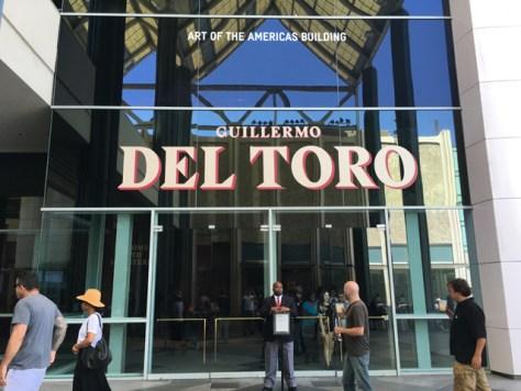 Del Toro Exhibit Entrance