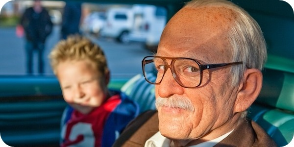 Vovô sem Vergonha | Jackass Presents: Bad Grandpa