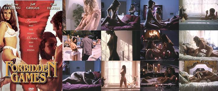 Forbidden Games (1995) Poster - Free Download & Watch Full Movie @ cinerotic.net