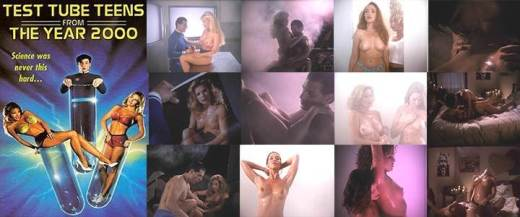Test Tube Teens from the Year 2000 (1994) Poster - Free Download & Watch Full Movie @ cinerotic.net