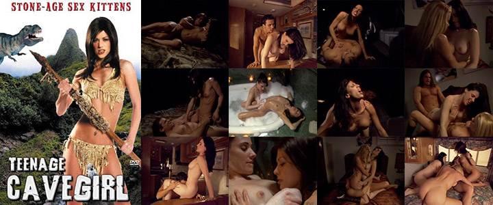 Teenage Cavegirl (2004) Poster - Free Download & Watch Full Movie @ cinerotic.net