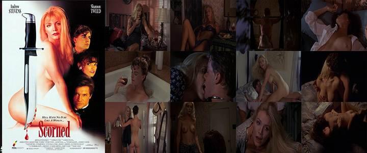 Scorned (1993) Poster - Free Download & Watch Full Movie @ cinerotic.net