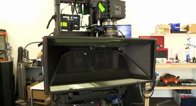 RED EPIC 3D RIG