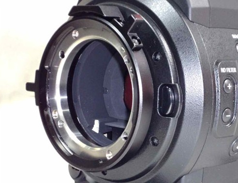 Triad Canon C300 Camera EF to PL Lens Mount Adapter