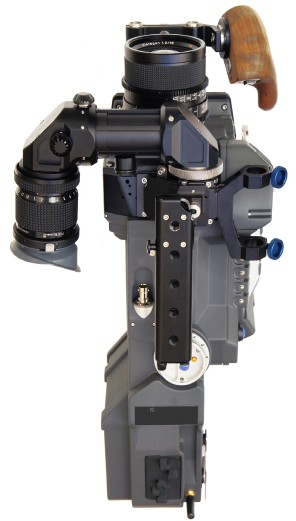 See AATON For More Information On The Delta Penelope Camera
