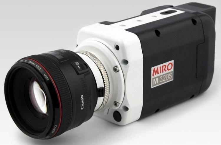Phantom Miro M320S Digital High Speed Camera