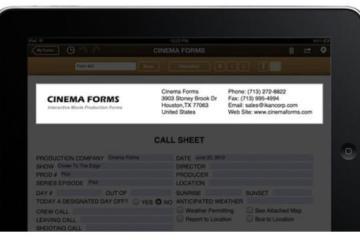 Cinema Forms