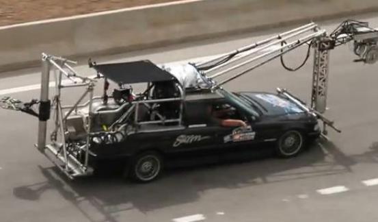 Fast and Furious 6 Camera Car IX