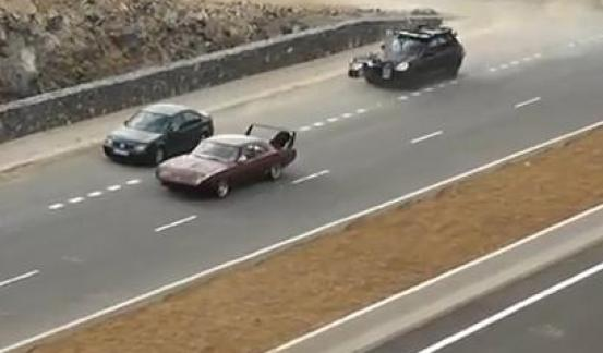 Fast and Furious 6 Camera Car V