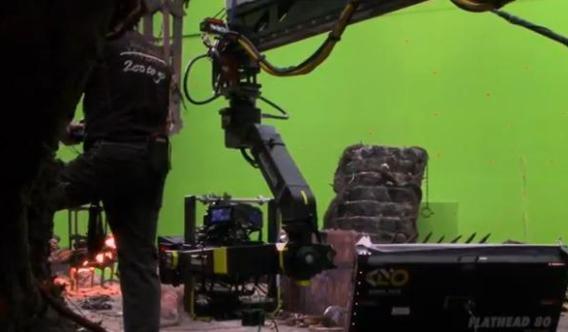 The Hobbit Camera 4