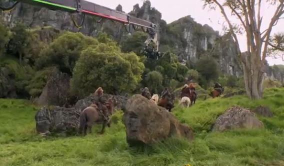 The Hobbit Camera 65