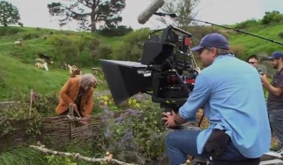 The Hobbit Camera 75