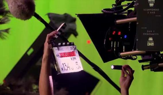The Hobbit Camera 77