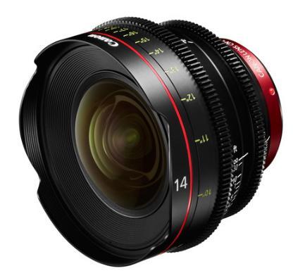 Canon CN-E14mm