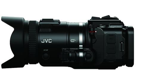 JVC GC-PX100 Camera