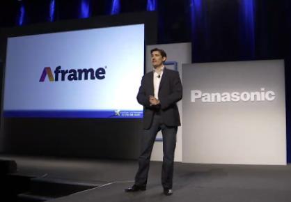 Panasonic Aframe Partnership