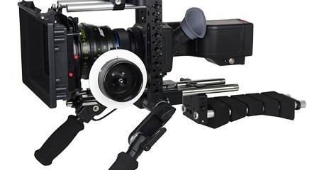 Fortis Red Epic Scarlet Bottom Plate Amp Top Plate Amp Xlr Inputs