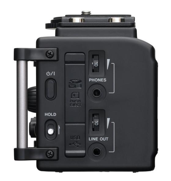 Tascam DR-60D Pre Amp