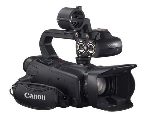 Canon XA20 HD camcorder
