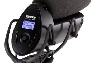 Shure VP83F Microphone