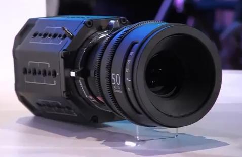 Sony Concept 4K Cine Camera