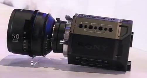 Sony Concept 4K Cine
