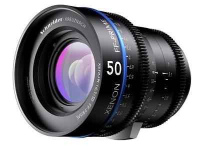 Xenon full-frame primes 50mm