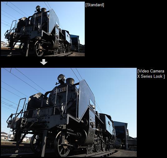 Canon Video Camera X_Series-Look