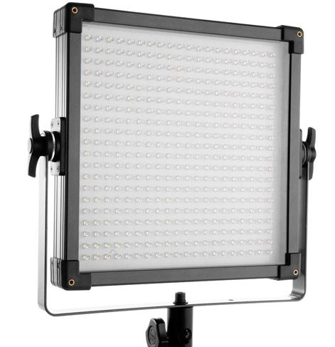 F&V K4000S Bi-Color LED Studio Panel Light