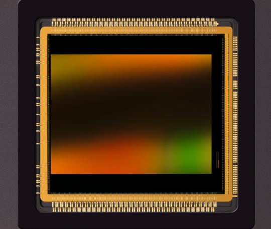 CMV12000 Sensor